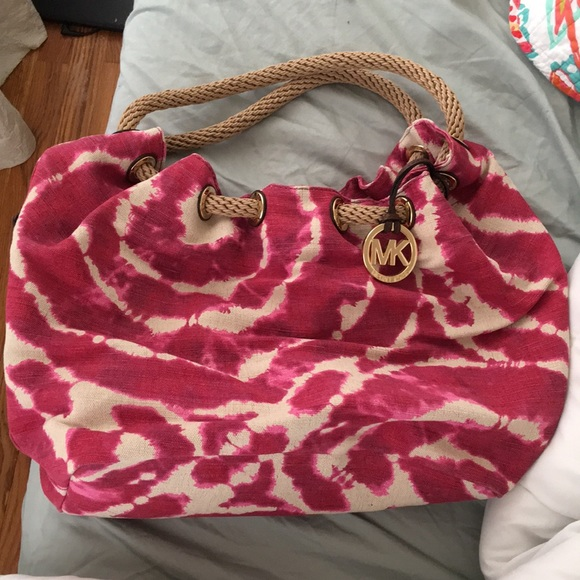 f564e3f2aeec Michael Kors Bags | Nwt Rope Handle Bag | Poshmark